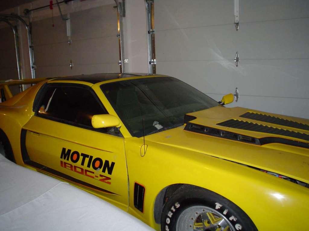 Baldwin Motion Air Cleaner : Baldwin motion gen camaros nastyz