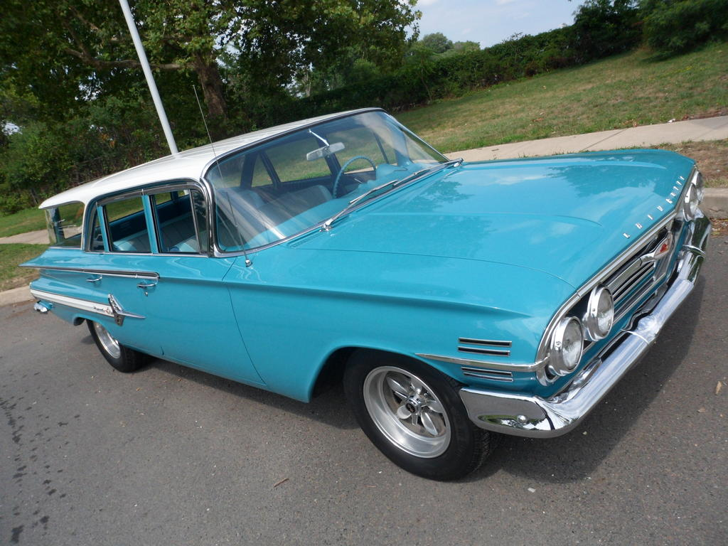 1960 Chevy Delivery Wagon For Sale.html | Autos Weblog