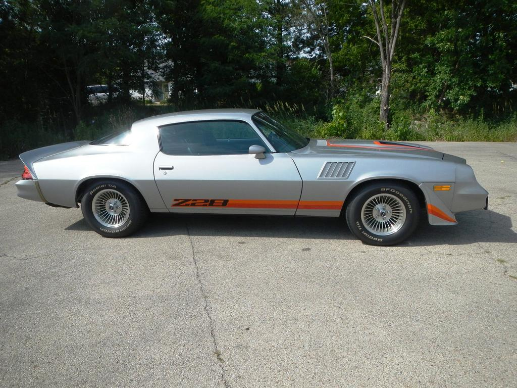 Camaro Z28 1975 - Viewing Gallery