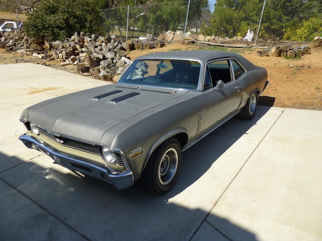 1970 L78 396 Nova Ss For Sale.html | Autos Post