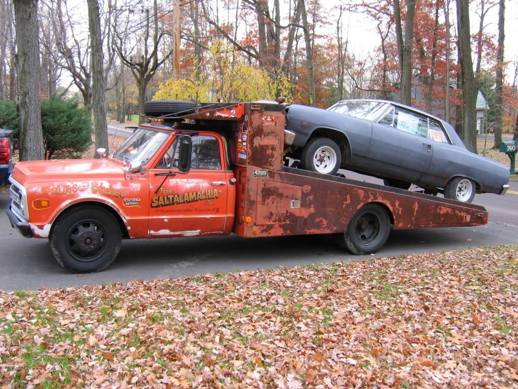 old race car haulers - Page 104 - Yellow Bullet Forums
