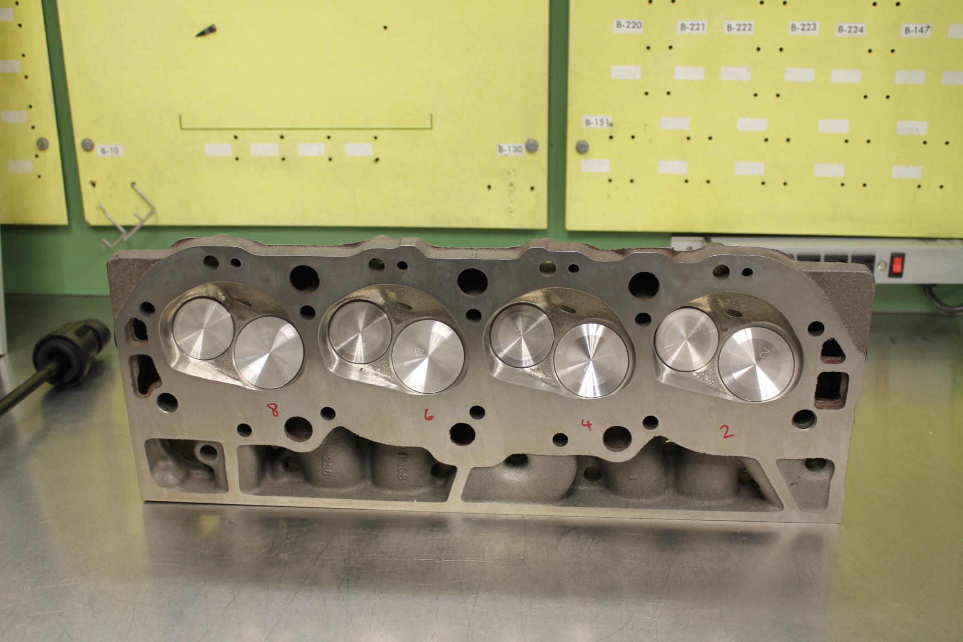 My Peanut Port BBC 467 Engine Build - The Supercar Registry