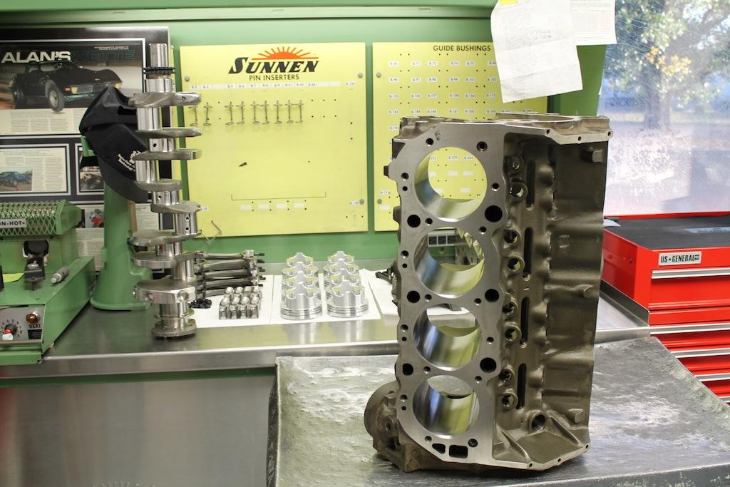 My Peanut Port BBC 467 Engine Build - Page 2 - The Supercar