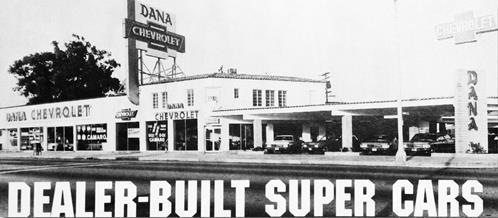 Dana Chevrolet Dealerships West Coast Connection The