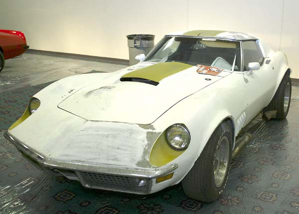 1970 Baldwin Motion Mako Shark http://www.pic2fly.com/1970+Baldwin+Motion+Corvette.html