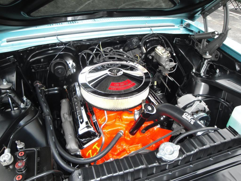 What Is The Value Of A 1967 L79 Chevy Ii The Supercar