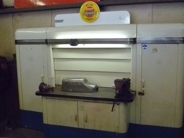Supercar Dealership Near Me >> 1940's Graco workbench - Page 2 - The Supercar Registry
