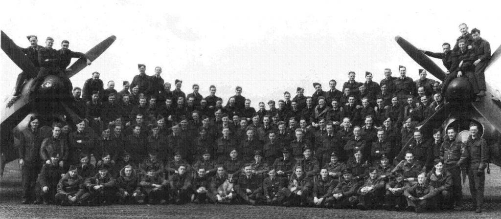 No. 182 Squadron RAF