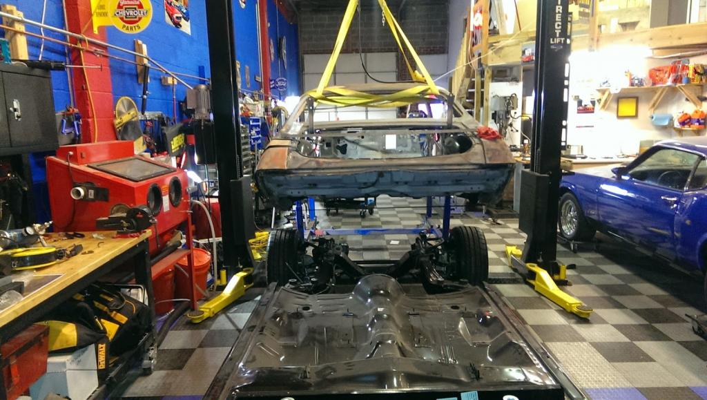 Floor Pan Replacement - GM A-body - Page 2 - The Supercar