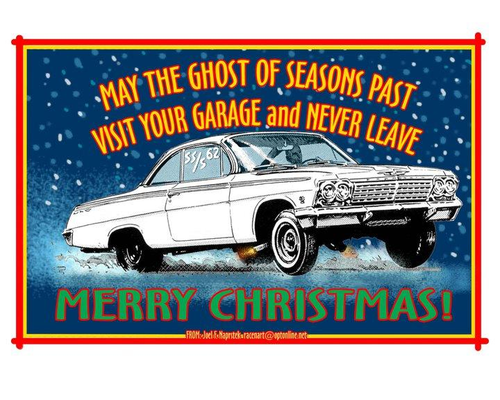 Merry Christmas To All The Supercar Registry