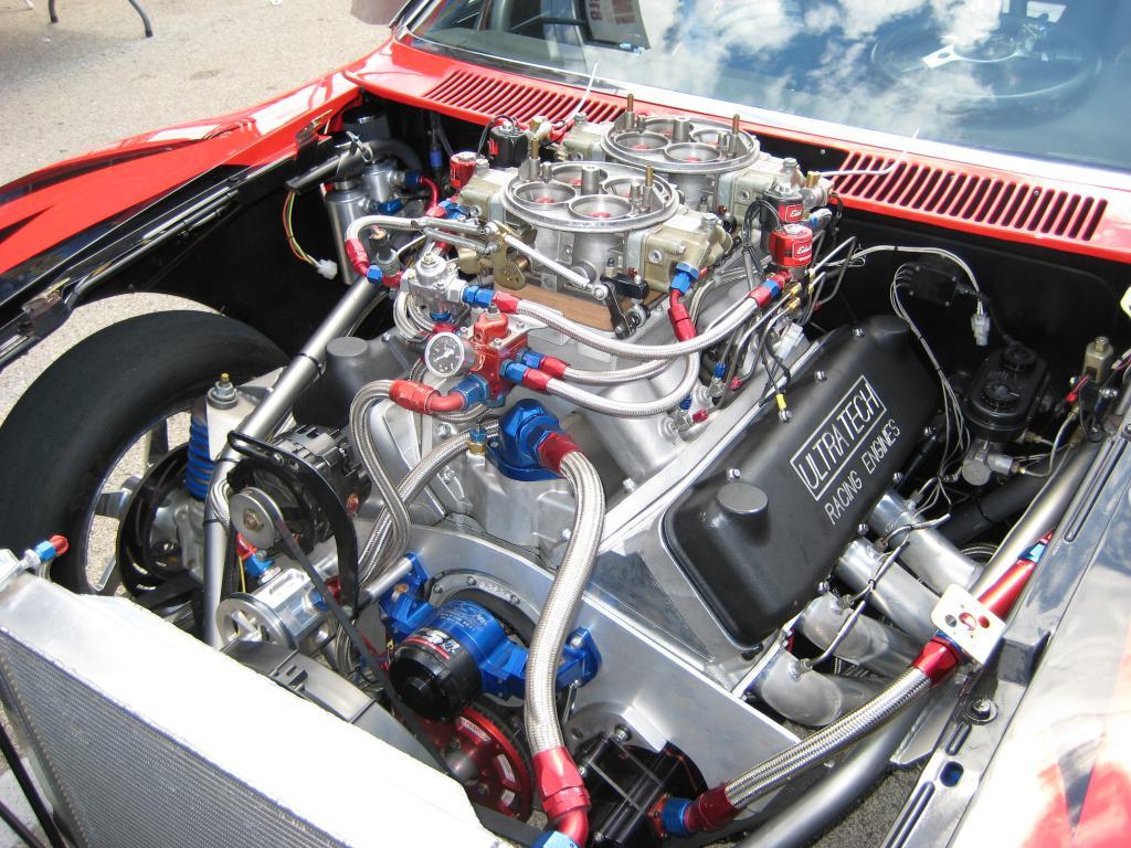 632 Big Block Twin Turbo