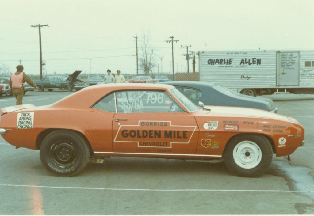 Golden Mile Motors Ltd Copo Canada The Supercar