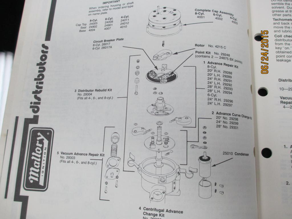 Mallory Ramcharger Wires Page 2 The Supercar Registry Voltmaster Wiring Diagram Re