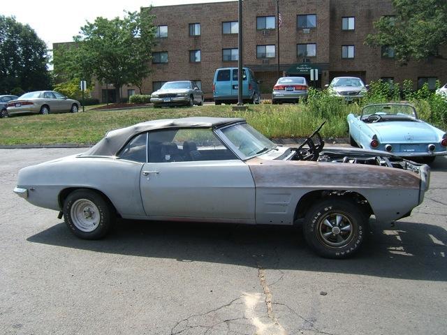 1969 Firebird - The Supercar Registry