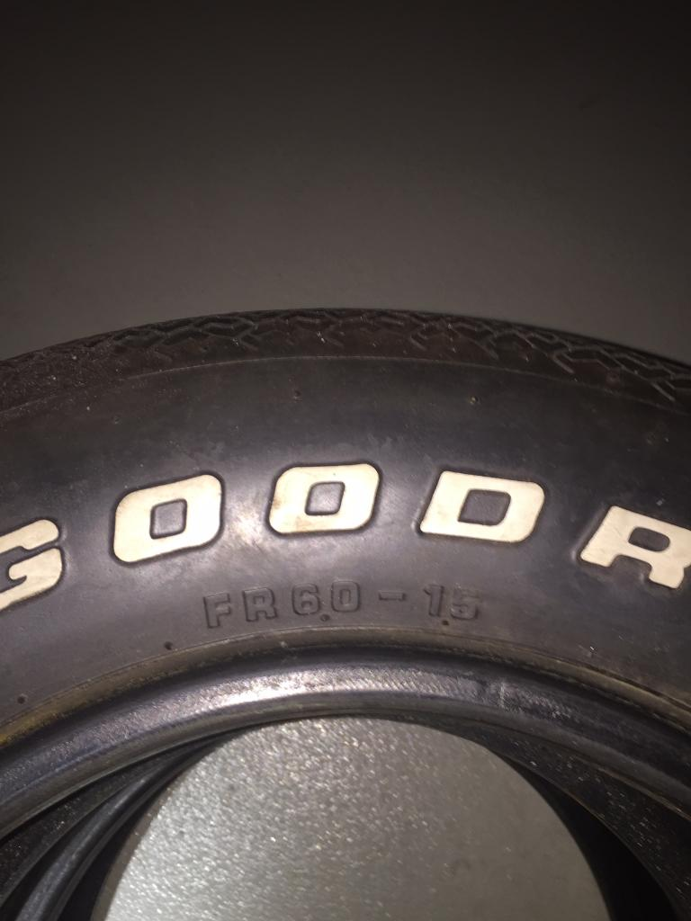 sending a letter non metric bfgoodrich radial t a set of 4 the supercar 36019