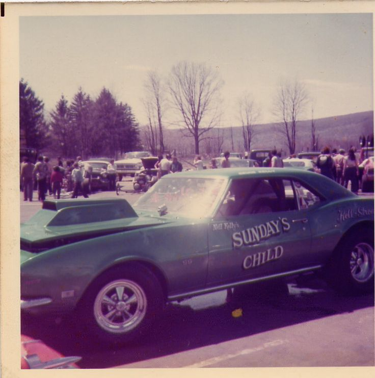 Old Drag Car Pictures          - Page 52 - The Supercar Registry