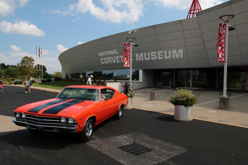 1969 Chevy Chevelle - Undercover COPO - Super Chevy