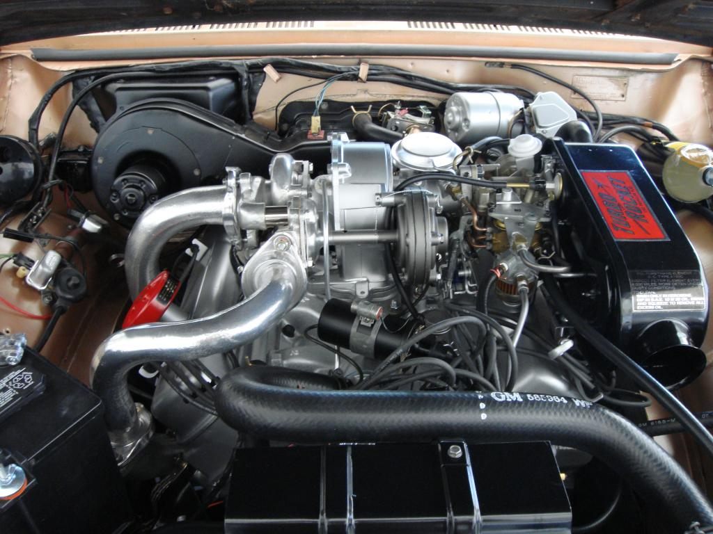 CERV engine at MCACN - The Supercar Registry