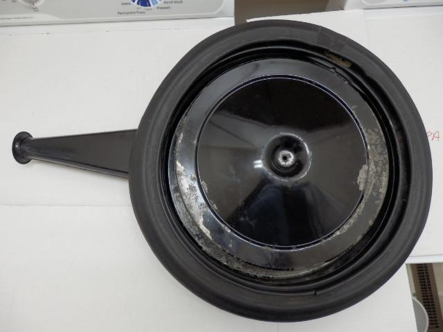 69 Camaro Air Cleaner Hood Cowl : Camaro flat bottom cowl induction air cleaner the